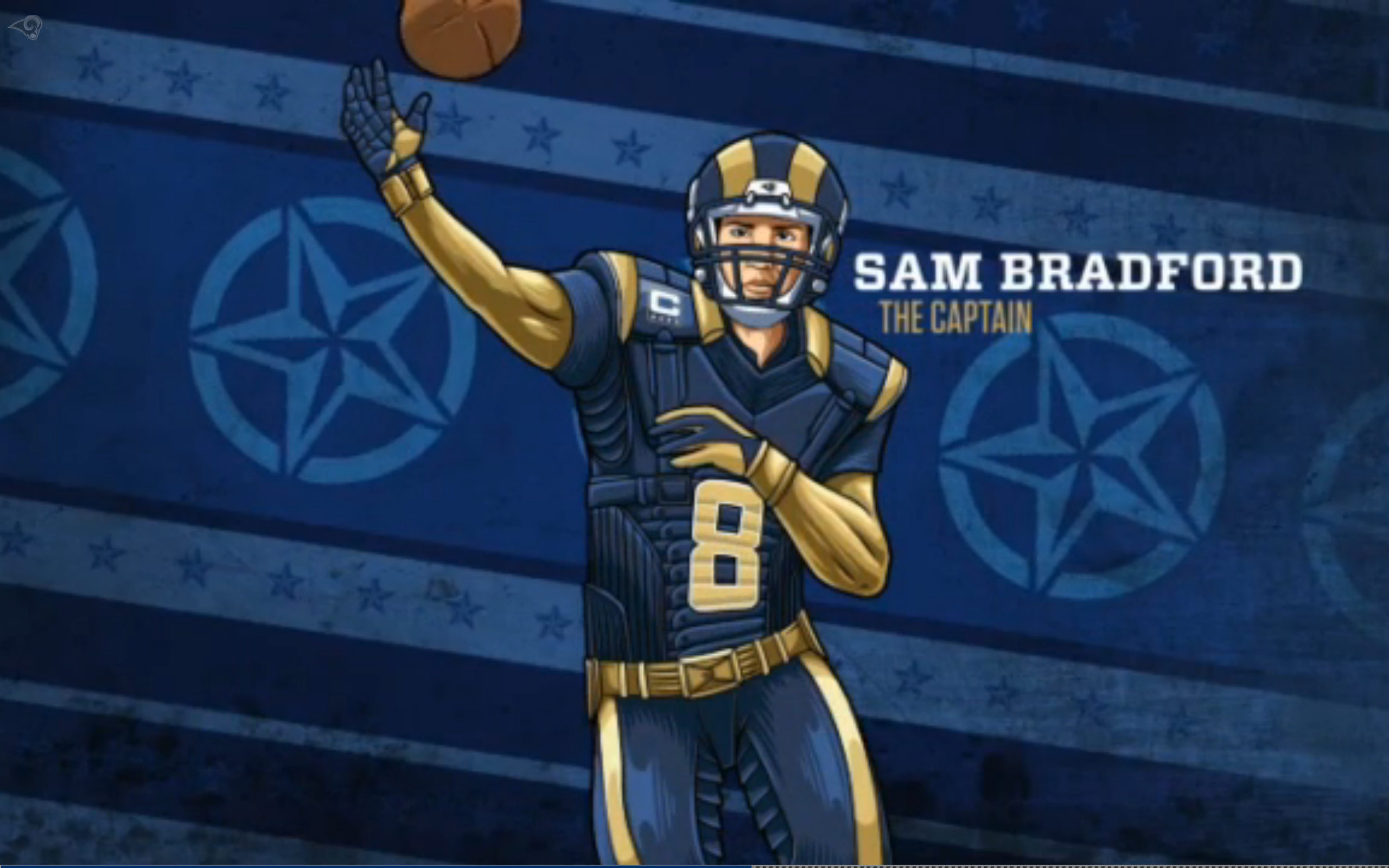 St Louis Rams Give Superhero Illustrations In New Quot Defend Our Turf Quot Campaign