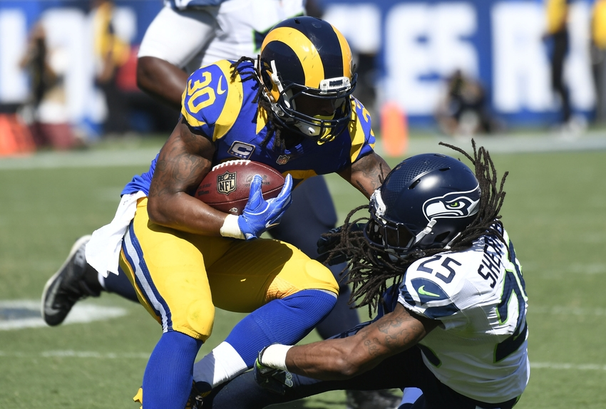 Nfl Power Rankings Week 3 Los Angeles Rams Move Up After Win