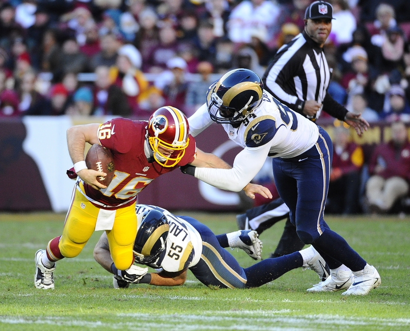 5 Keys To Victory  St. Louis Rams At Washington Redskins – Revisited 0b6117f76