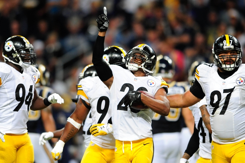 Rams Struggle On Offense Lose To Steelers 12 6 Page 2