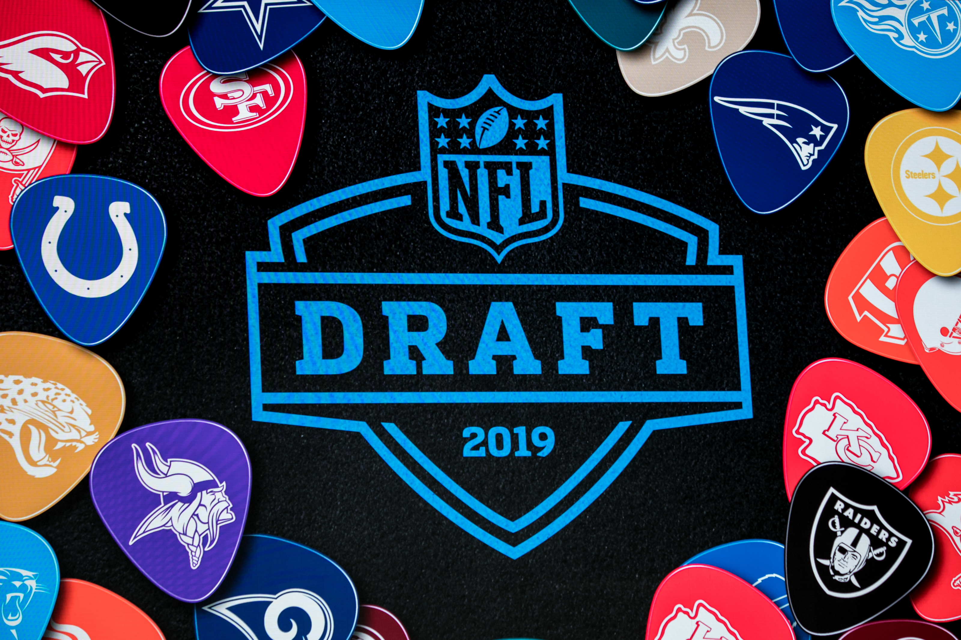 2-for-Tuesday Draft Rite views LA Rams NFC West rivals in 2020 Draft