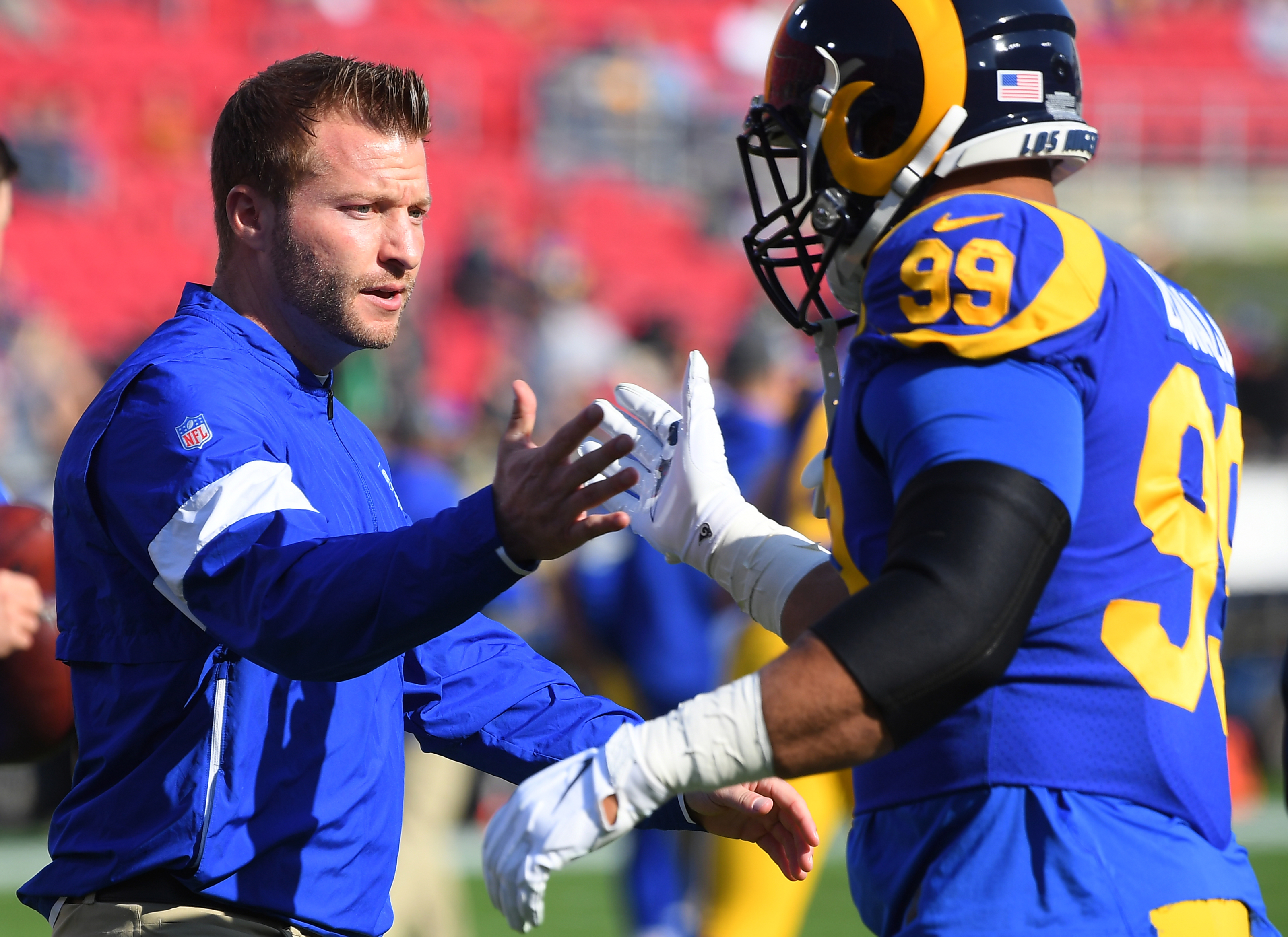 LA Rams Aaron Donald and Johnny Hekker named to All Decade Team