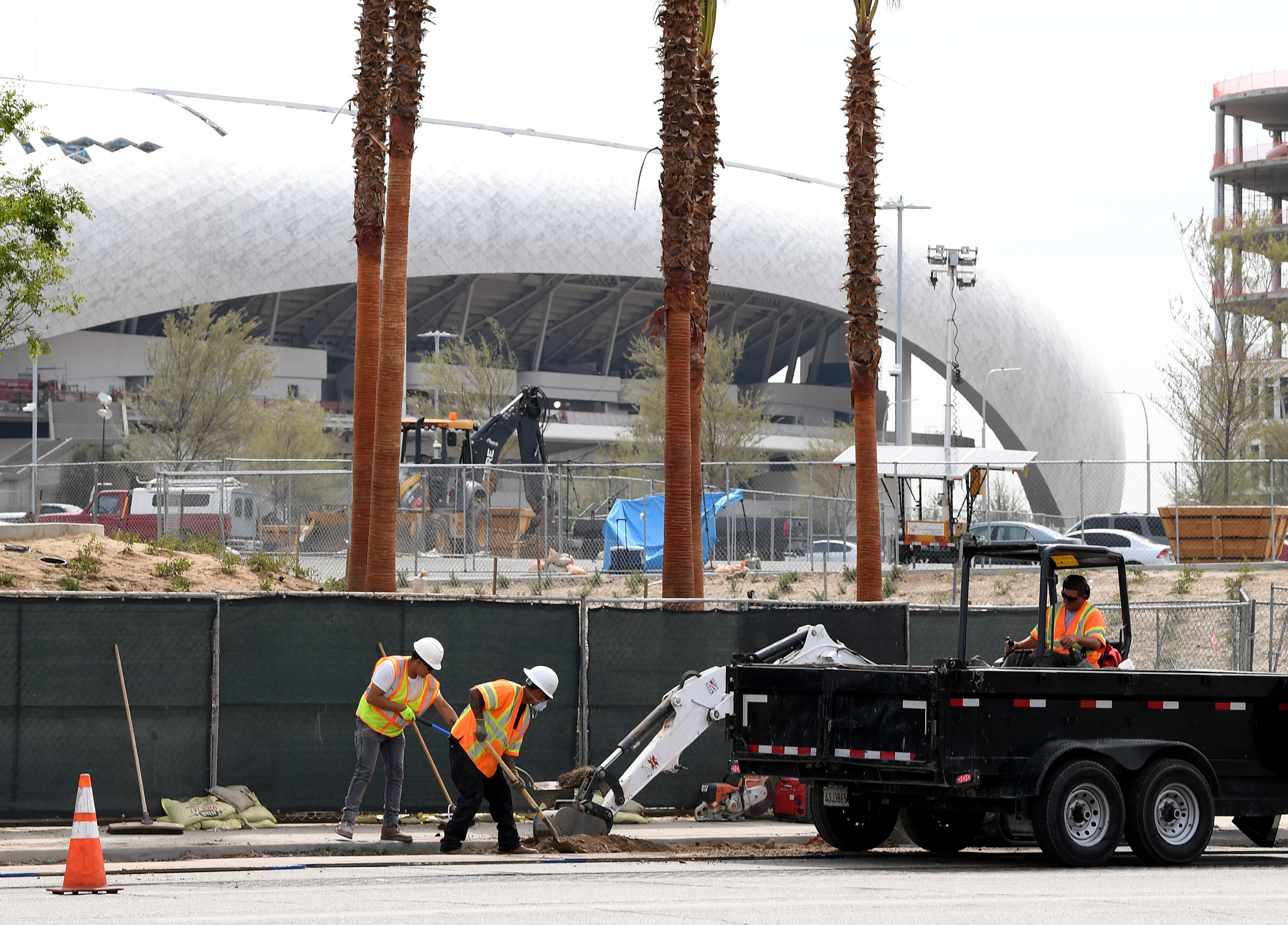 LA Rams SoFi Stadium faces as many questions this year as do the Rams