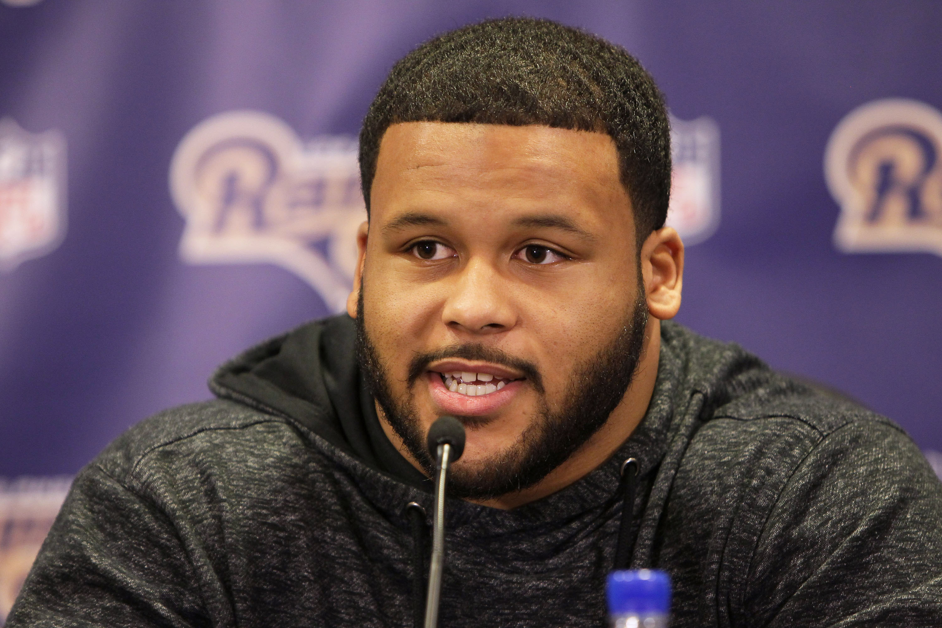 Don t kid yourself the Los Angeles Rams need to Aaron Donald