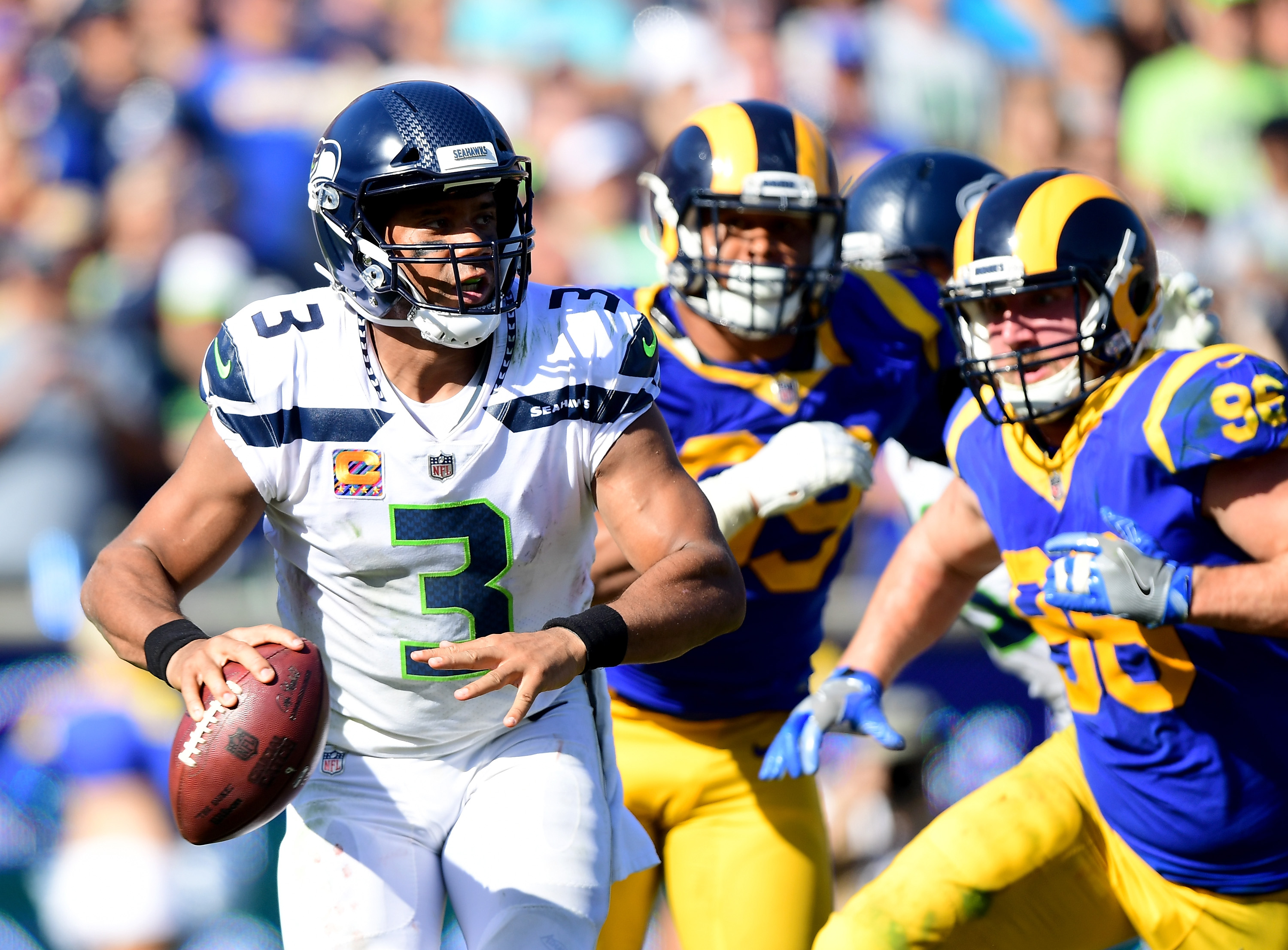 3 predictions for Rams at Seattle in Week 15