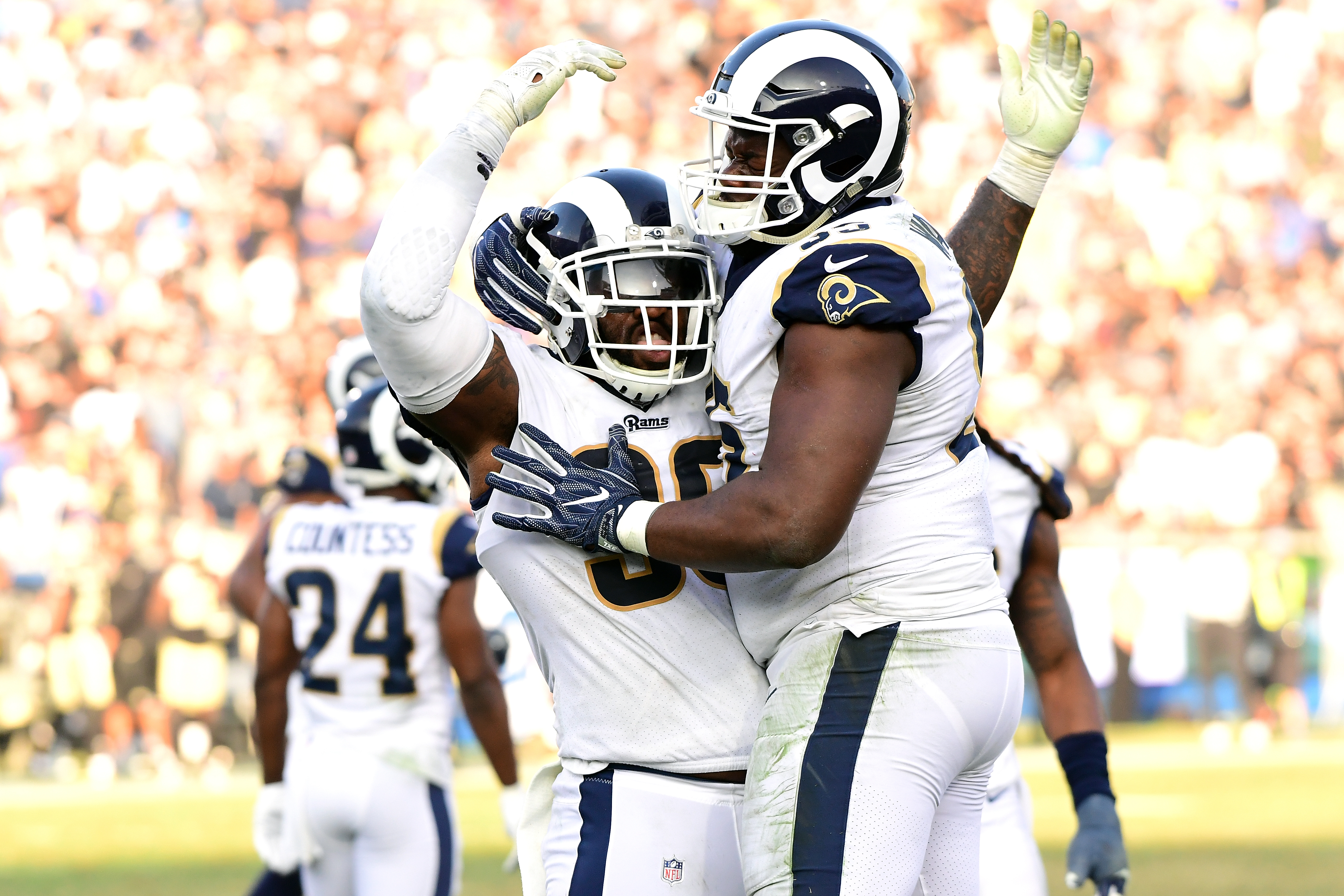 Goff, Rams beat Cardinals 32-16, solidify grip on NFC West