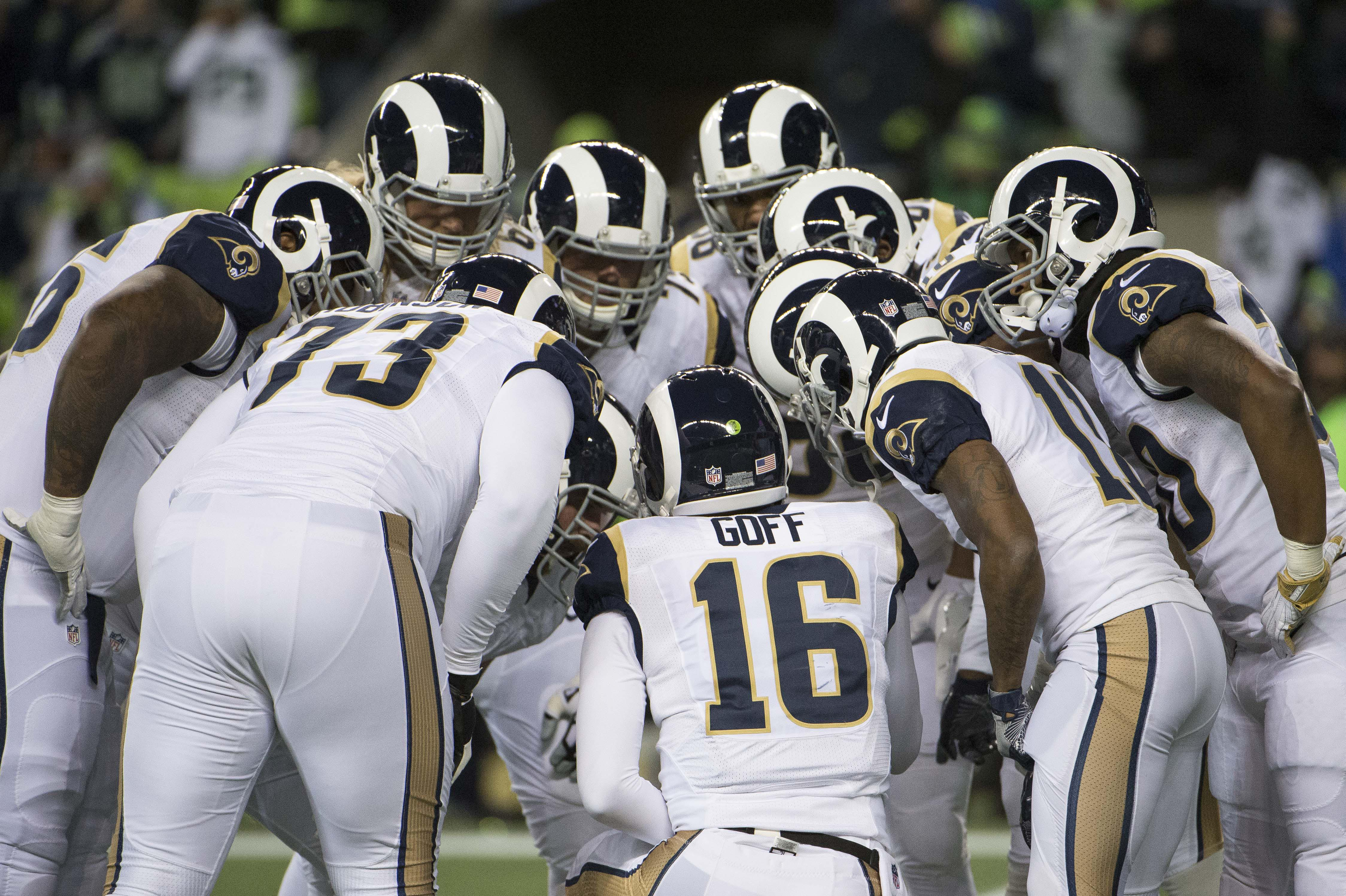 Los Angeles Rams Preseason Schedule Released With 2017 Opponents
