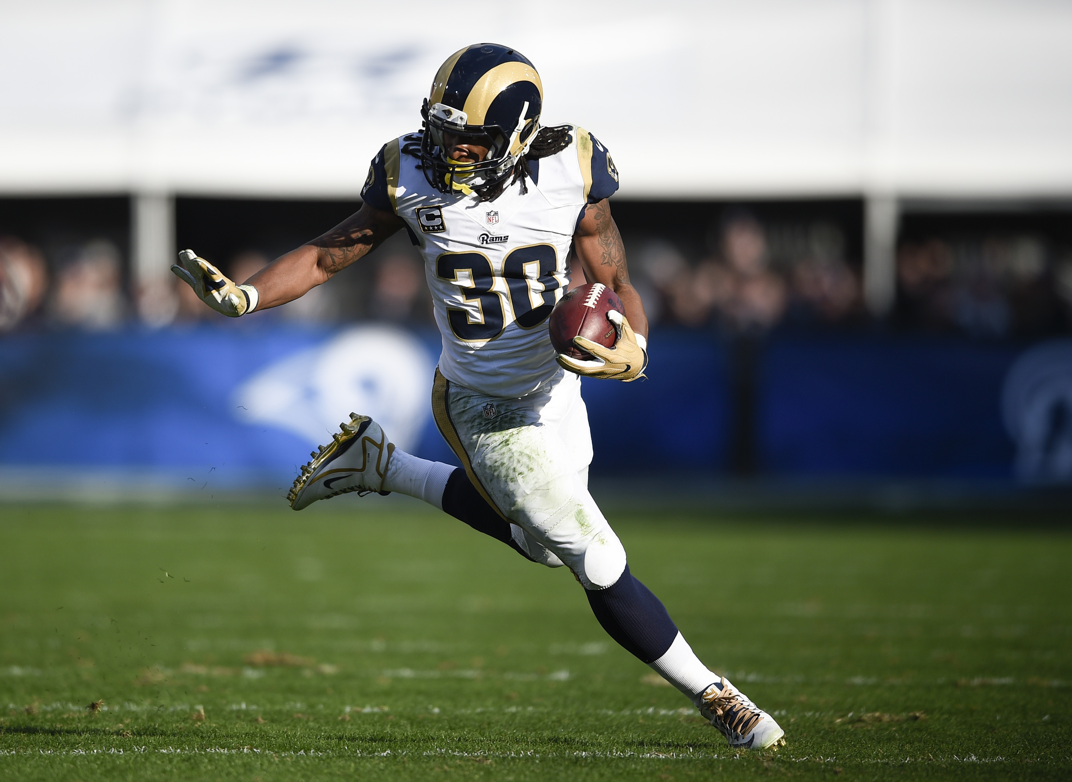 Los Angeles Rams Todd Gurley Will Bounce Back Due to These 5